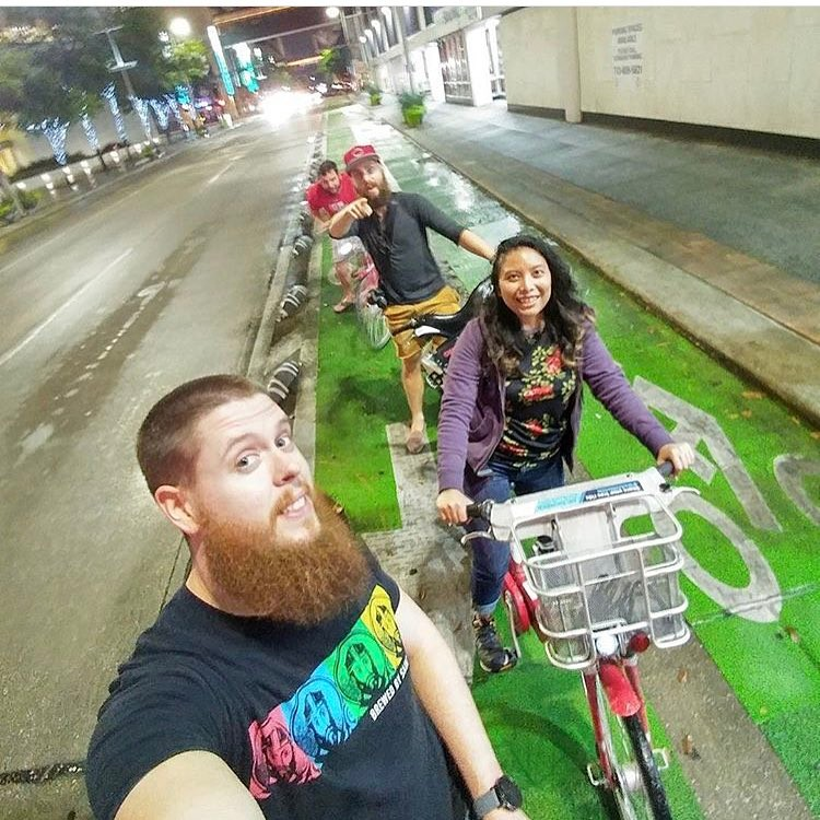 Instagram Bcycle Group