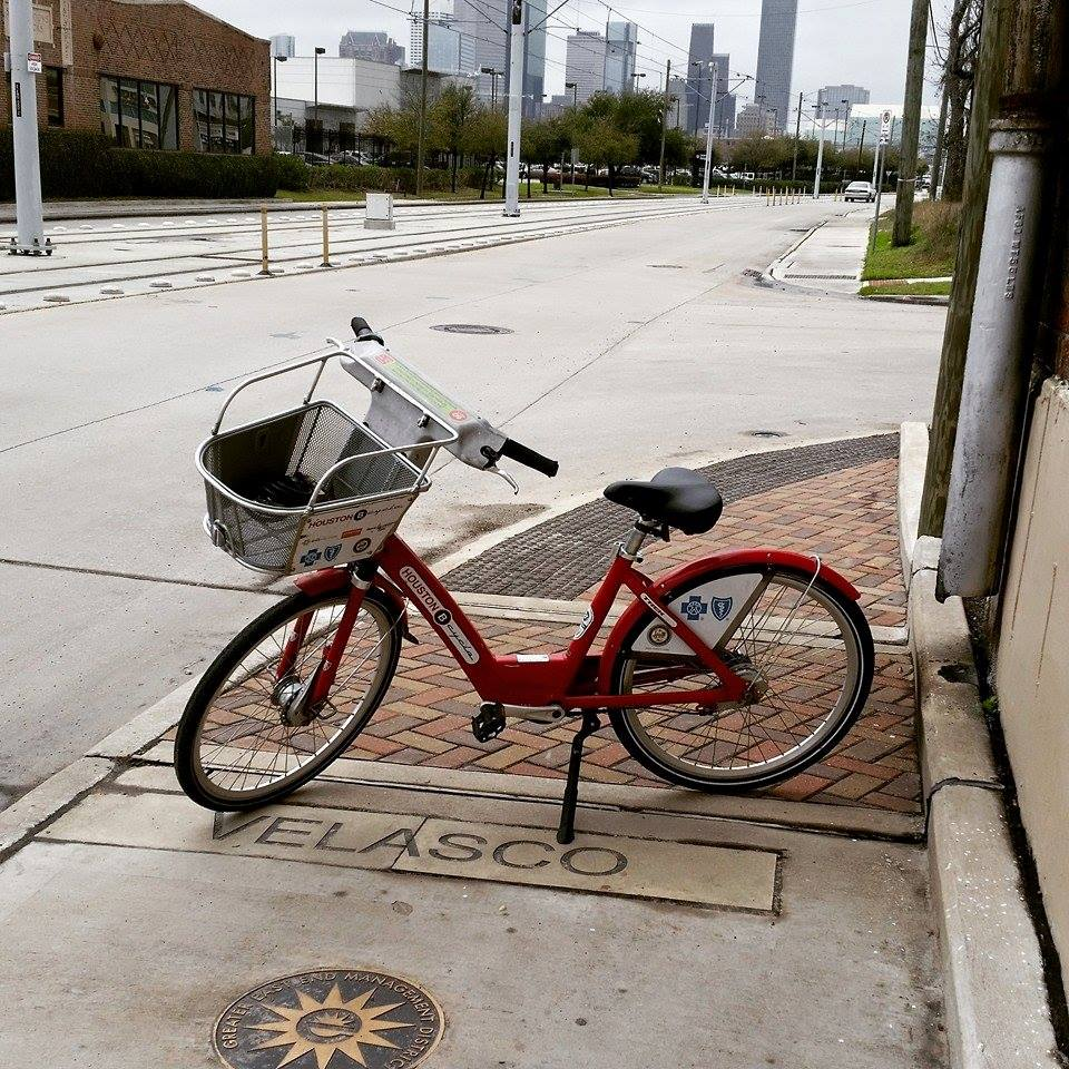 Houston BCycle
